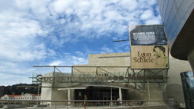 Exposición del pintor austriaco Egon Schiele en Bilbao
