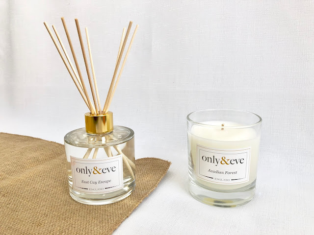 Only & Eve, Only & Eve Candle, Only & Eve Diffuser,