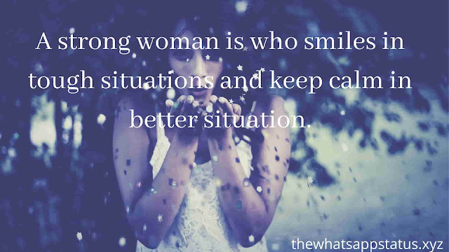 quotes for being a strong woman