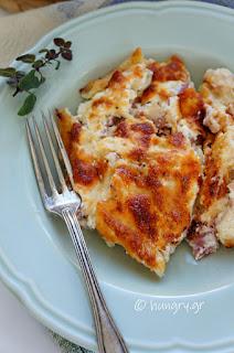 Pasta Soufflé