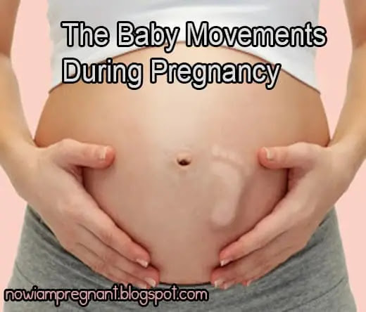 Baby Kicking During Pregnancy