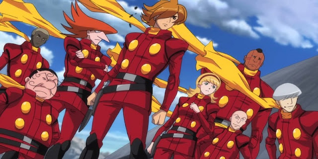 sinopsis anime Cyborg 009: Call of Justice 3 (2016)