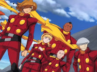 Cyborg 009: Call of Justice 3 (2016)