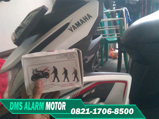 Alarm Motor Jakarta Barat