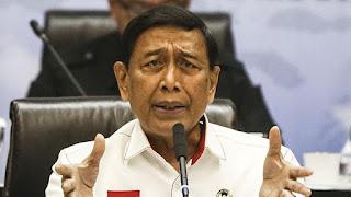 Polisi Menyebutkan Alasan Kenapa Pelaku Memilih Wiranto