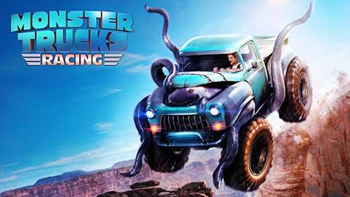 Game - Monster Trucks Racing v2.1.8 Apk mod ilimitado