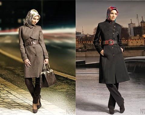 model baju kerja muslimah untuk guru