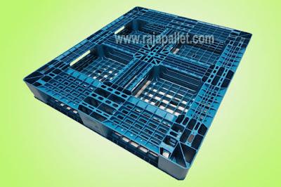 Pallet Plastik N4 1210 LA: Spesifikasi, Review Kelebihan & Kekurangan