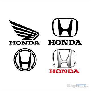 HONDA Logo vector (.cdr)