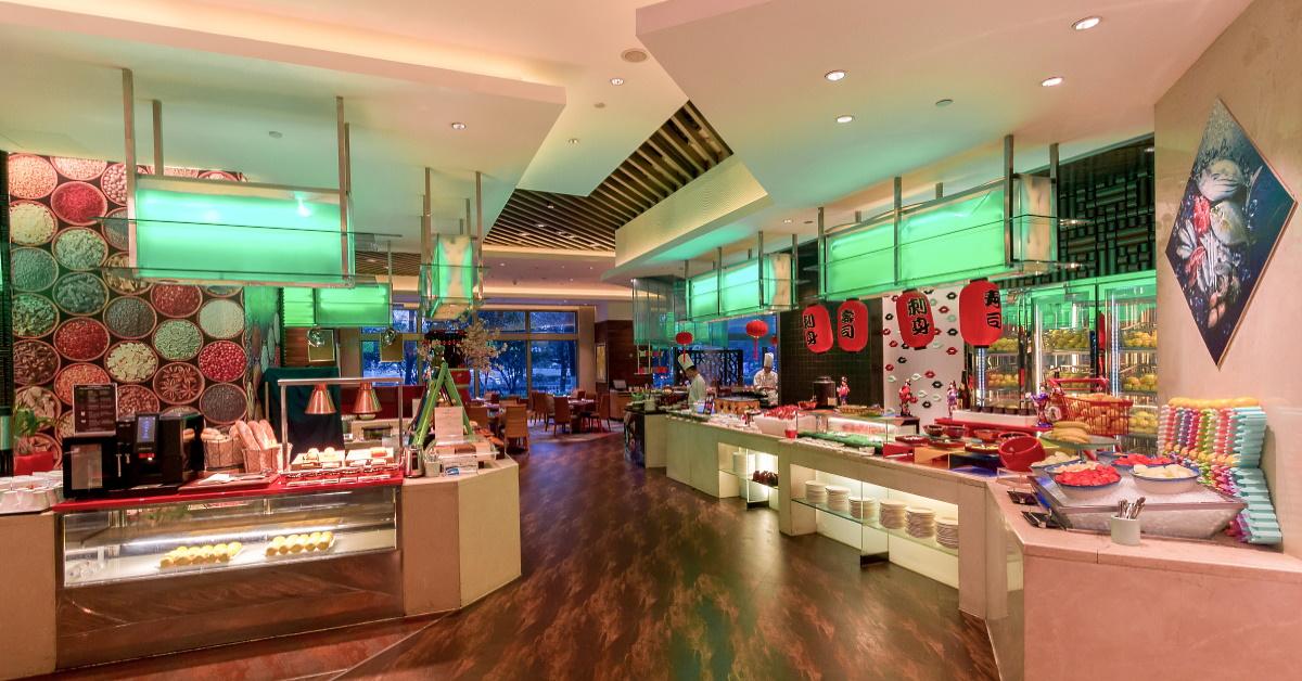Café Wu at Shangri-La Hotel Wuhan