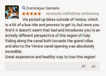 bike rental venice review