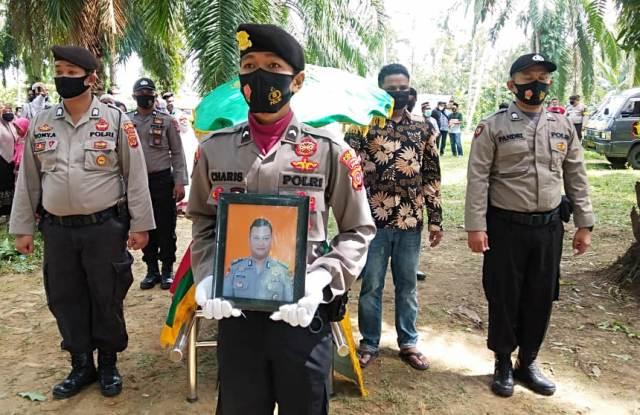 Polres Aceh Timur Kembali Berduka
