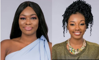 BBNaija2019: Avala And Isilomo Become First Housemates To Be Evicted