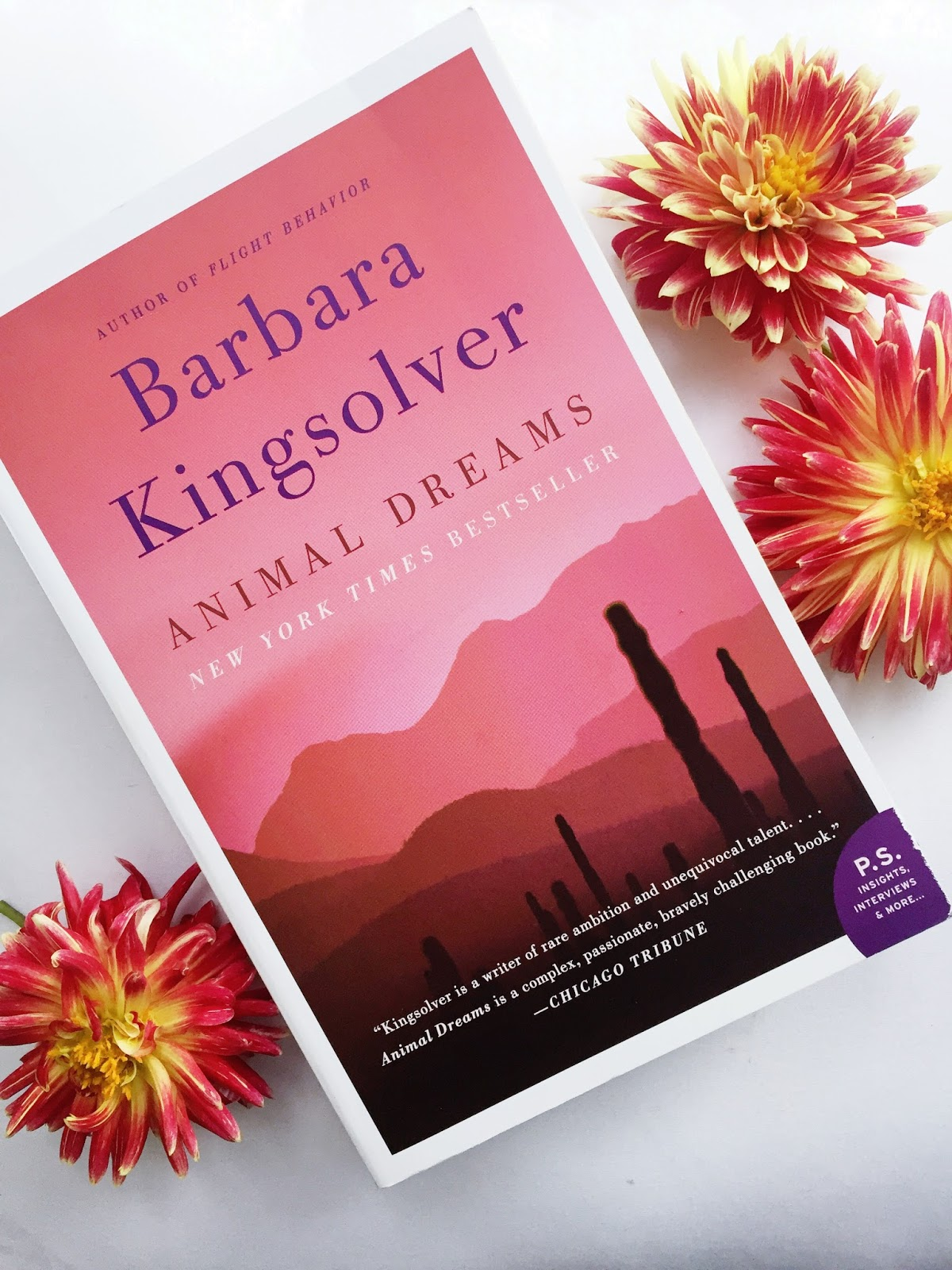 a literary analysis of animal dreams by barbara kingsolver Filled with lyrical writing, native american legends, a tender love story, and codi's quest for identity, animal dreams is literary fiction at it's very best this edition includes a ps section with additional insights from barbara kingsolver, background material, suggestions for further reading, and more.
