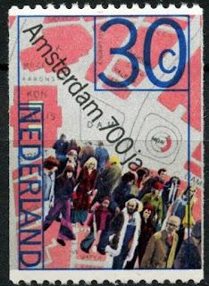 Netherlands 1975 30c Amsterdam