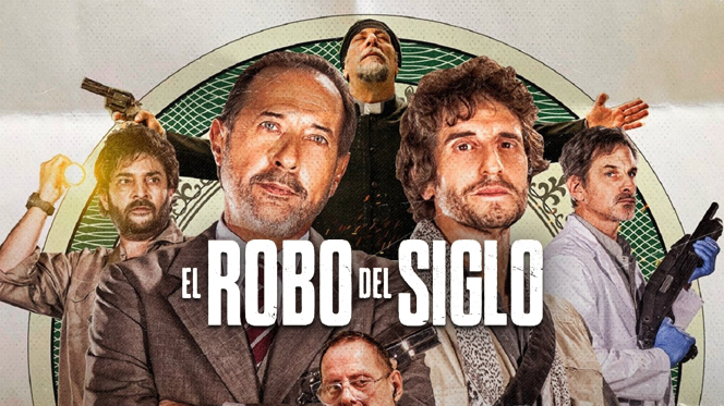 El robo del siglo (2020) Web-DL 720p Latino
