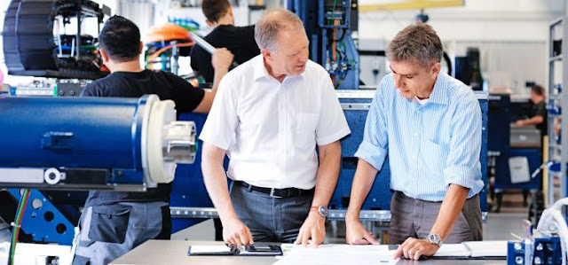 What is the procedure of the KRT Inspect service?