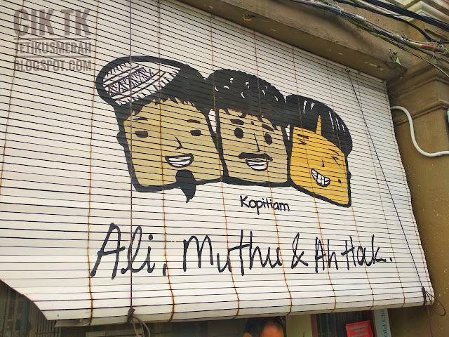 Ali, Muthu & Ah Hock