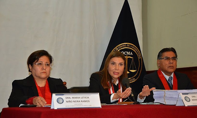 OCMA: Cinco jueces son suspendidos por el escándalo de los audios