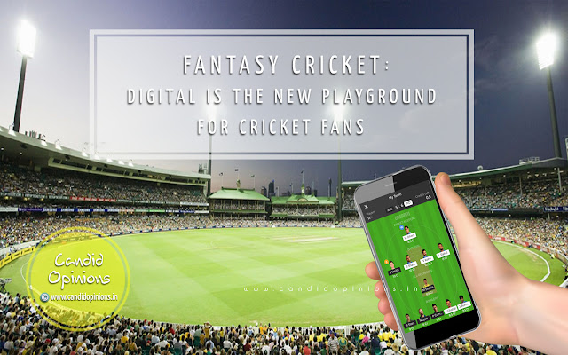 Fantasy Cricket: Digital Is The New Playground For Cricket Fans