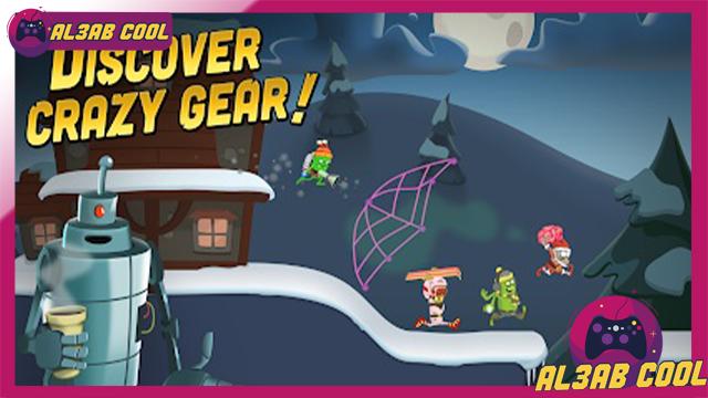 تحميل لعبة Zombie Catchers MOD للأندرويد من الميديا فاير