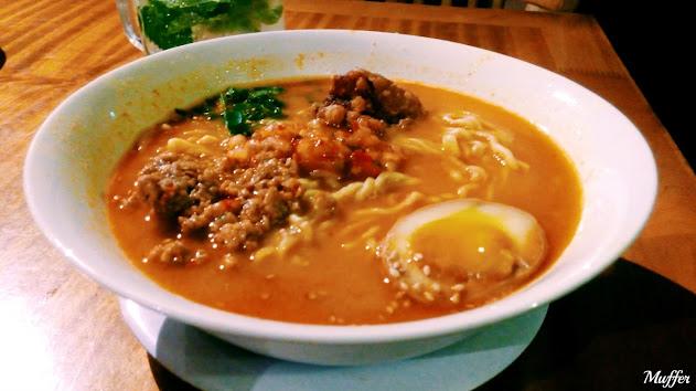 Ramen Kintaro - Tatan Spicy