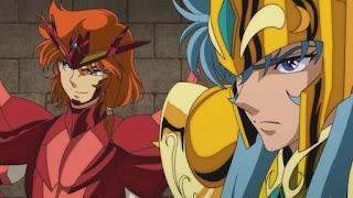Os Cavaleiros do Zodíaco Alma de Ouro Episódio 03 Dublado