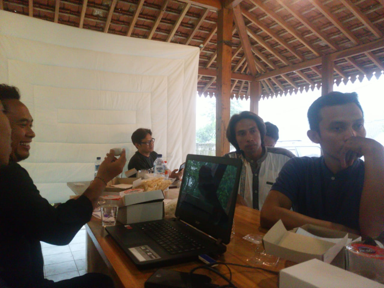 Kegiatan Annual Meeting PT. RBSJ