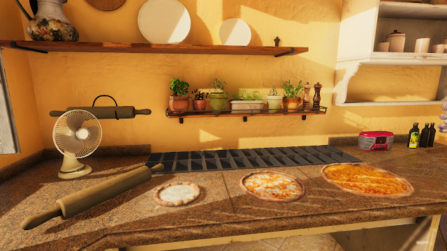 حميل لعبة محاكي طبخ البيتزا Cooking Simulator Pizza