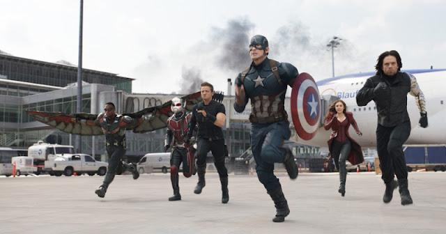 Captain America: Občanská válka (Captain America: Civil War) – Recenze