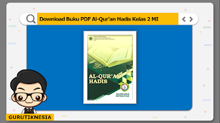 download ebook pdf  buku digital al-quran hadis kelas 2 mi