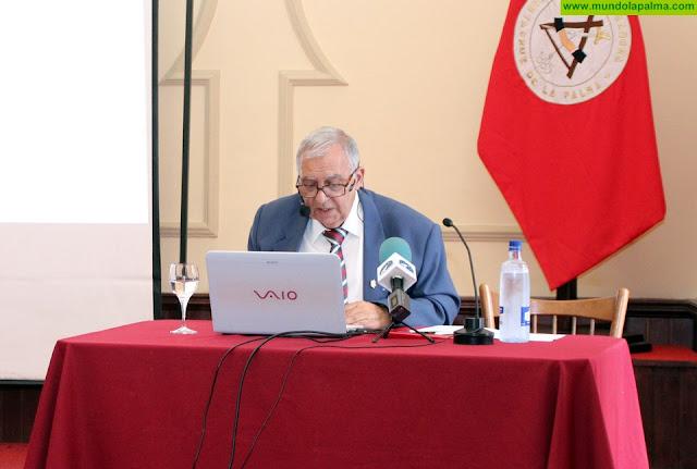 """José López: """"Una nueva investigación revela que en 1820 había Masonería en La Palma"""""""