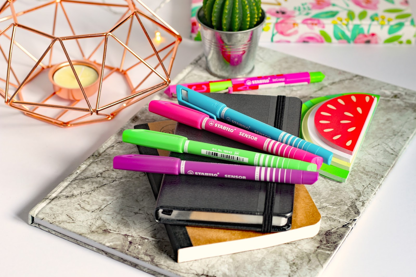 Why I Love Stationery And How It Benefits My Mental Health kids crafts national week day pen paper notebooks sticky notes gifts cheap presents shop online blogger funny