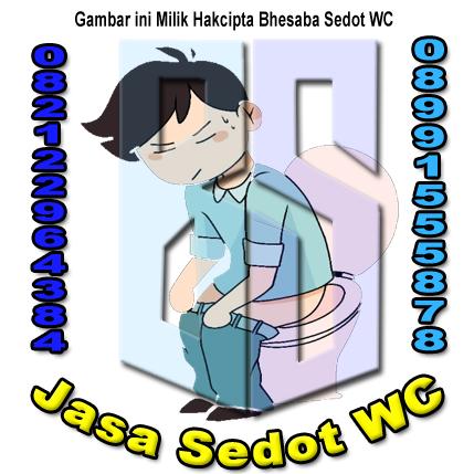 Jasa Sedot WC Pelancar Saluran Mampet Bekasi Jakarta Bogor Depok Tangerang
