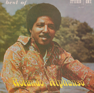 ROLAND ALPHONSO - Best of (1973)