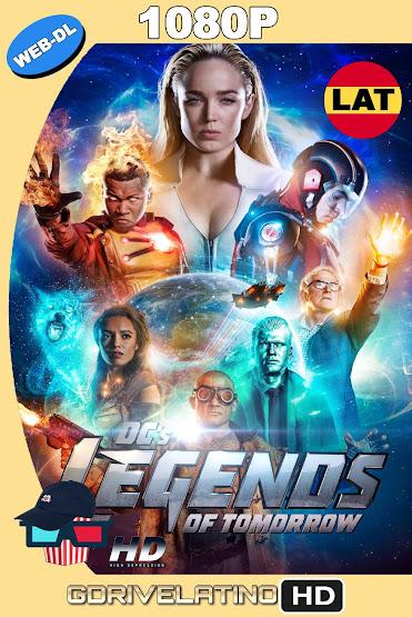 Leyendas del Mañana (2016-2019) Temporada 01 al 04  WEB-DL 1080p Latino-Ingles MKV