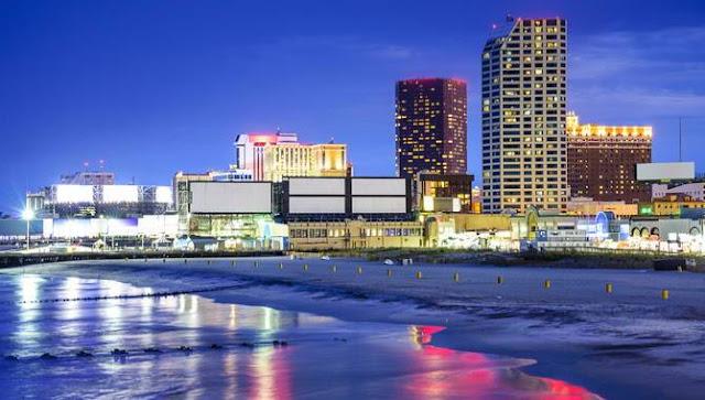 Kemenangan Casino Di New Jersey Jatuh Pada Bulan September