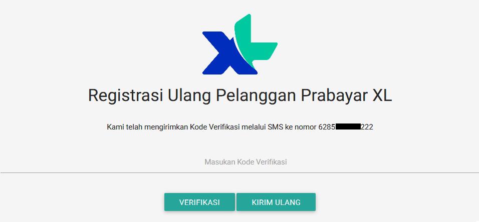 Prepaid Regis XL AXIS