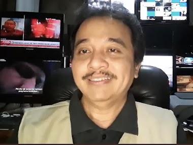 EK, MP & FH Dipolisikan, Roy Suryo: Tidak Ada Damai Dengan 'BuzzeRp' Ini