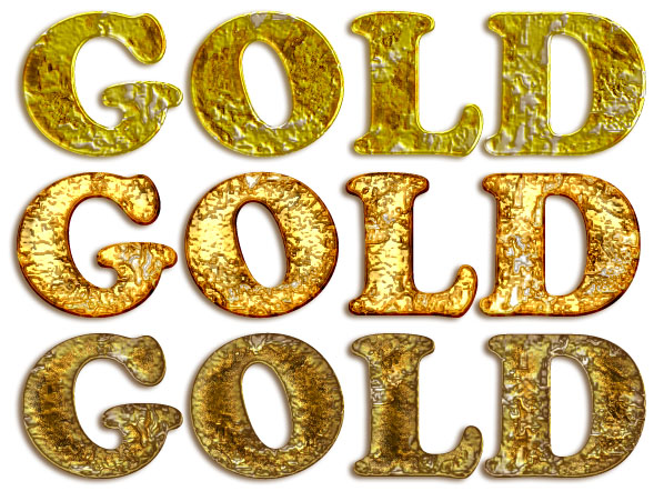 Golded Photoshop Styles Photoshop Styles free download
