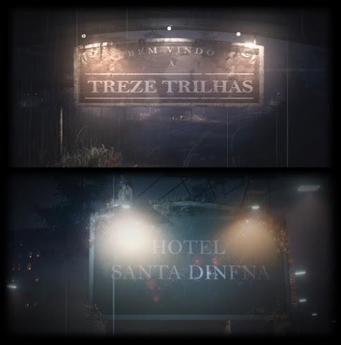 Treze Trilhas e Hotel Santa Dinfna - Fobia Jogo