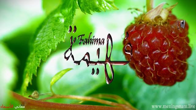 معنى اسم فهيمة وصفات حاملة هذا الاسم Fahima