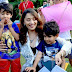 Madhuri Dixit Daughter's Birthday Pictures