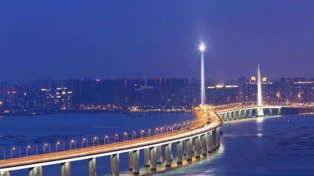 Rancangan Jembatan Batam-Bintan Tiru Konsep Shenzen Hong Kong