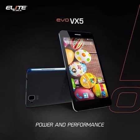 Elite EVO VX5 Smartphone