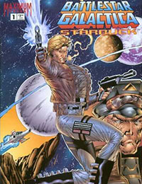 Battlestar Galactica: Starbuck