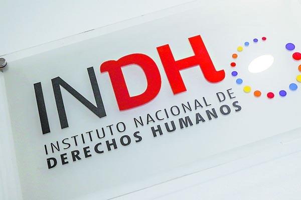 Funcionarios INDH anuncia la suspensión de turnos éticos