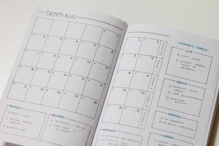 Kalenterit vuodelle 2021: Näillä pidän elämäni hallinnassa!