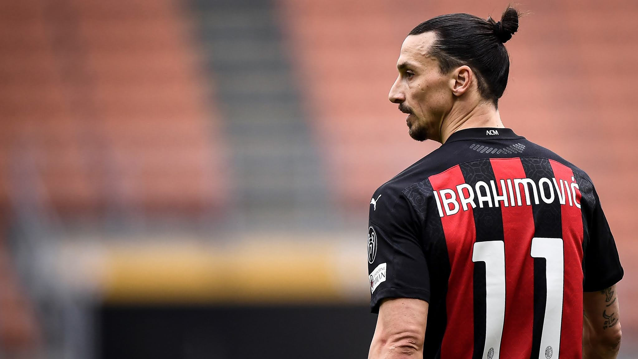 Zlatan Ibrahimovic's AC Milan will look to close the deficit on cross-town rivals Inter Milan